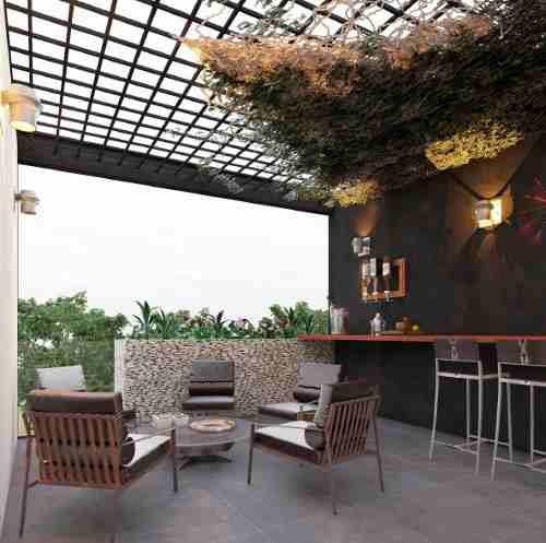 8 lujosos lofts con roof garden y jacuzzi en montes de ame
