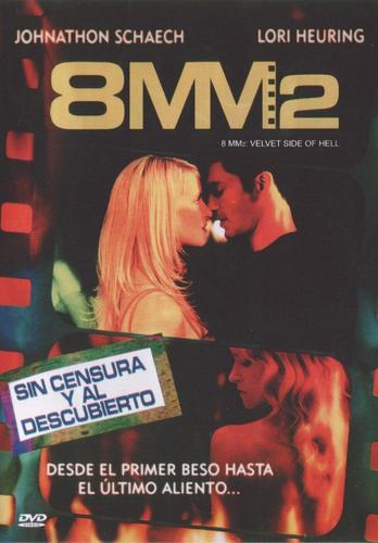 8 mm 2  - dvd original usado - estado impecable