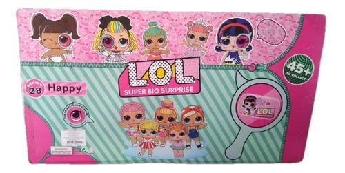 8 muñecas lol surprise mas accesorios mas capsula sorpresa