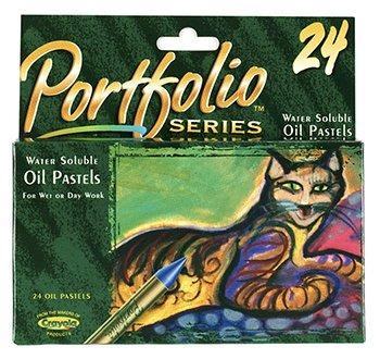 8 pack crayola llc antes binney & smith agua aceite soluble