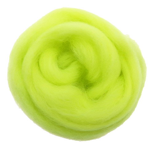 8 pedazos lana de fieltro de fibra superior material