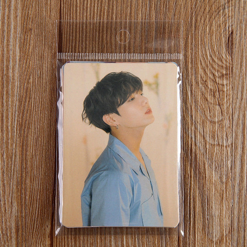 8 photocards love yourself bts kpop - pronta entrega!!!