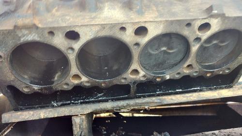 8 pistones,bielas anillos motor 6.5 chevrolet diesel 92 - 98