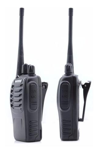 8 radios portatil baofeng bf-888s con manos libres uhf 2vias