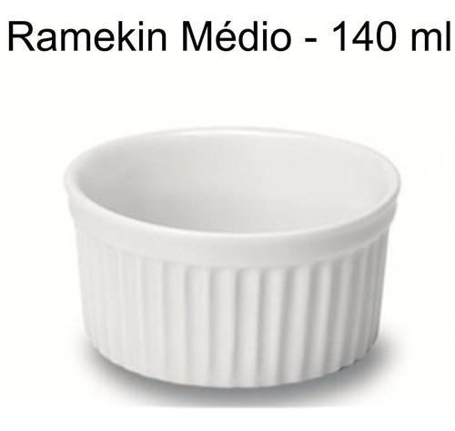 8 ramekin de padaria 150 ml médio porcelana ref 286