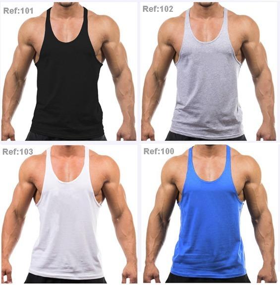 2524dd21f2 8 Regatas Cavada Camiseta Masculina Musculação Fitness - R  146