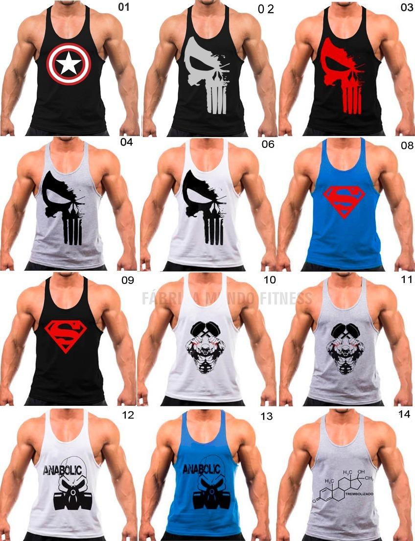 3c253f6910 8 regatas cavada camiseta masculina musculação fitness. Carregando zoom.