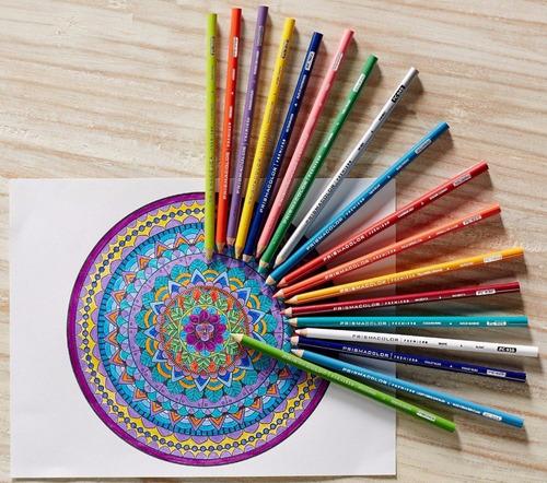 8 unidades prismacolor  preimier lápis avulso !