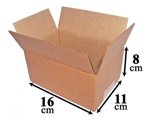 80 caixas de papelão correio sedex pac tam. 16x11x8 maleta