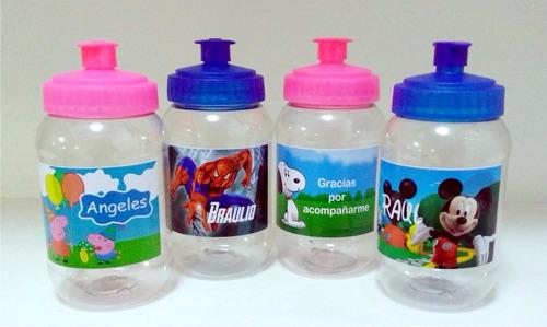 80 cilindros personalizados dulceros fiestas infantiles