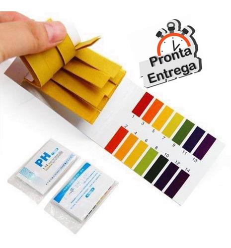 80 fitas p/medir ph água,aquario,urina,saliva, melhor preço