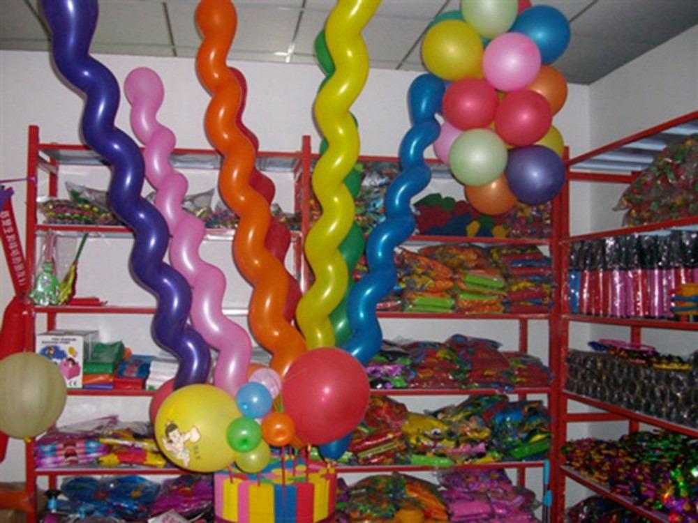 80 globos salchicha espiral fiesta xv boda batucada dj for Fiesta en la oficina
