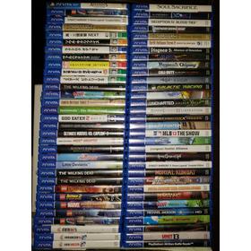 80 Jogos De Ps Vita E 3ds