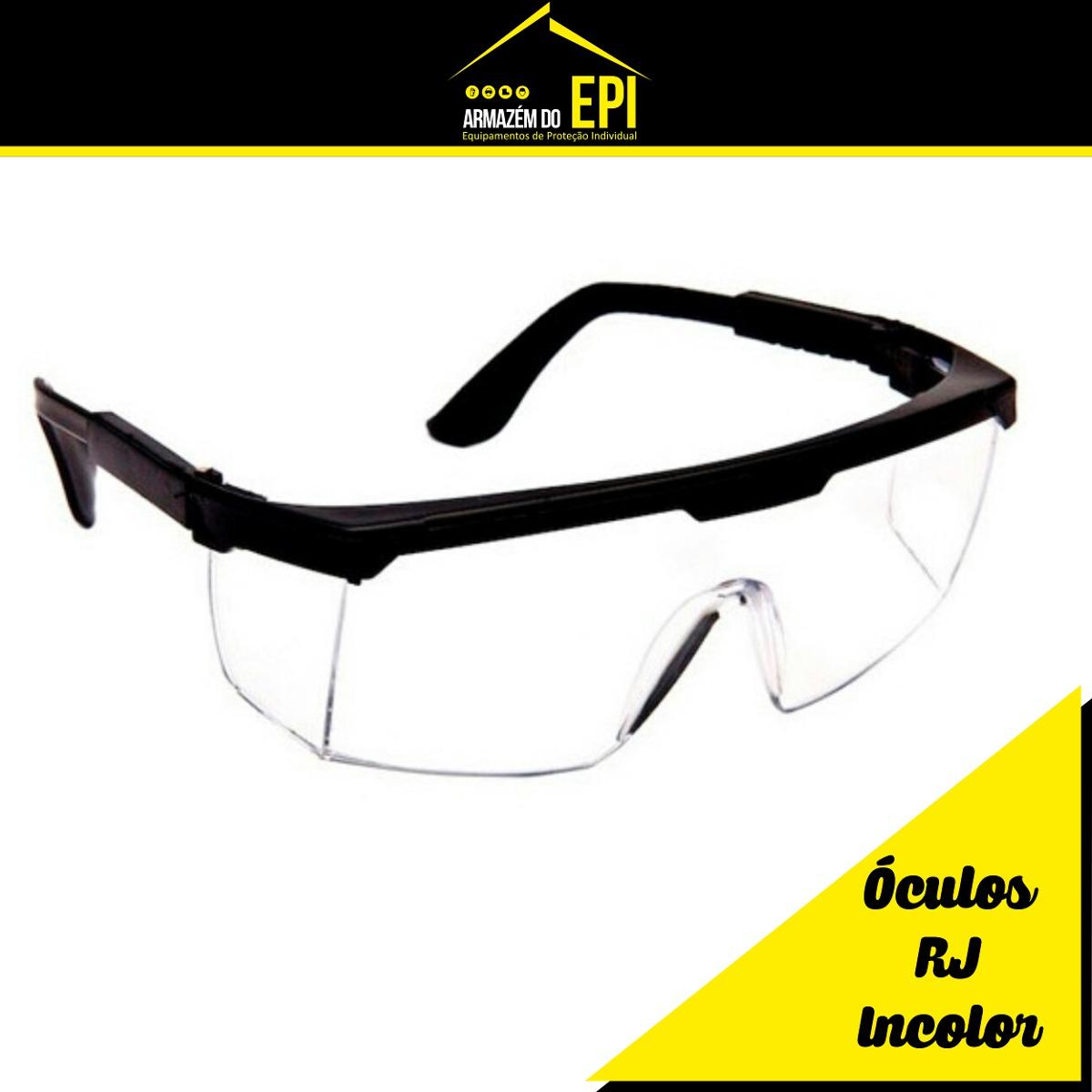 d453371e9db15 80 oculos proteção epi incolor uva uvb com ca equipamento. Carregando zoom.