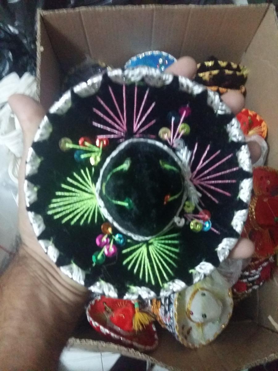 80 sombrero charro miniatura xv años bautizo boda. Cargando zoom. 4d443f3c75f