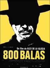 800 balas - dvd original