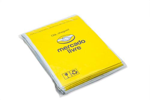 800 envelopes plásticos segurança mercado livre pp 18x20cm