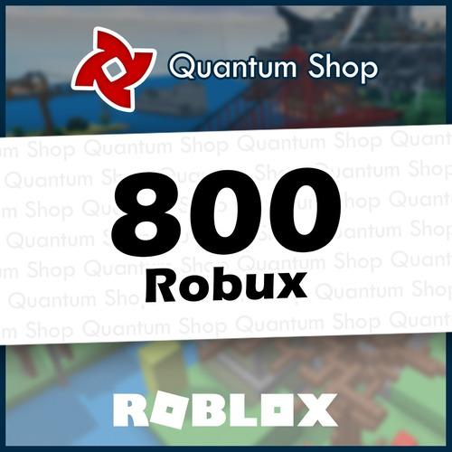 800 robux - roblox mejor precio todas las plataformas