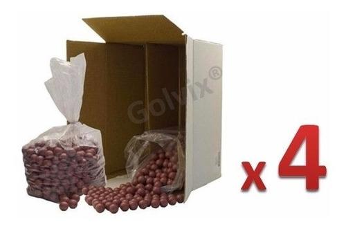 8000 balas / paintballs / capsulas gotcha 4 cajas de 2000 pz