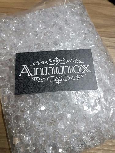 8000 castanhas acrilico cristal 16mm montagem de lustres