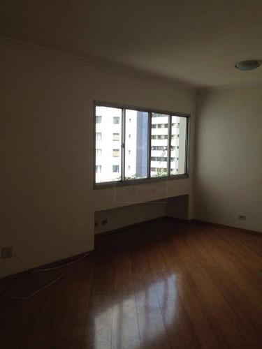 80027  *  apto de 70m² com armários, muito espaçoso. - ap0834