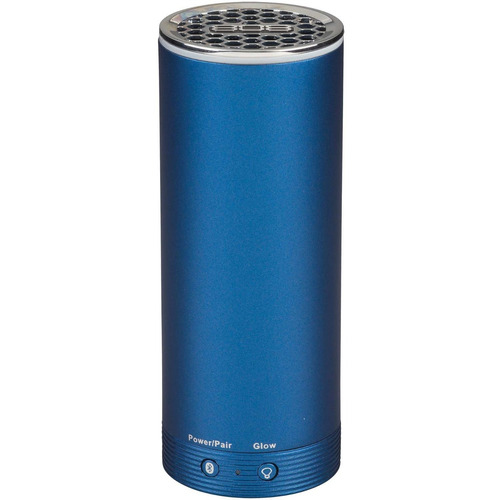 808 audio nrg glo altavoz portátil bluetooth con anillo de l
