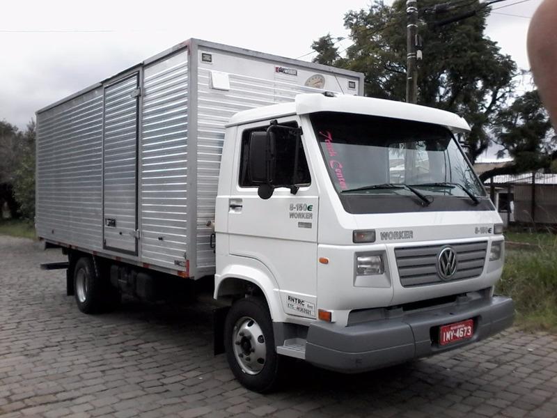 8150 caminhões volkswagen