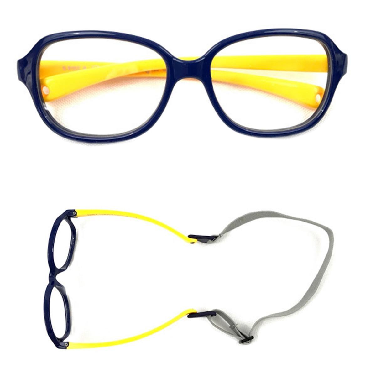 1869b8be2 8192 Armação Óculos Grau Infantil Flexível Silicone Menino - R$ 120 ...