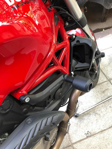 821 auto moto ducati monster