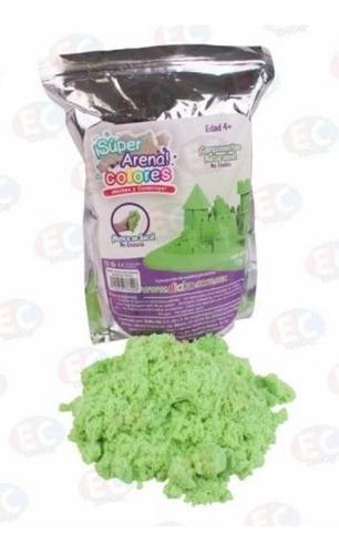 8226 super arena verde bolsa 1 kilo no se seca no tóxica