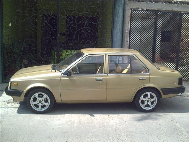 84-87 Nissan Tsuru I Elevador Manual Delantero Derecho ...
