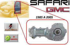 85-05 Gmc Safari Motor Electrico Elevador Lado Izquierdo