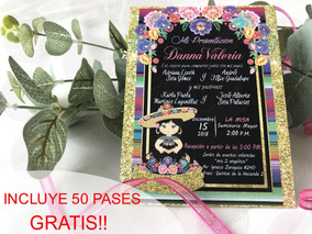 Invitaciones mexicanas