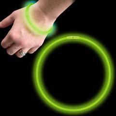 $85 x 100 pulseras neon cyalume 5 colores glow bracelets