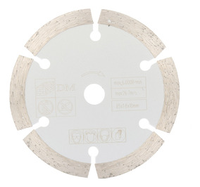 disco de corte de hoja de sierra de rueda disco de corte giratorio para herramientas de carpinter/ía Hoja de sierra circular 85 mm x 10 mm