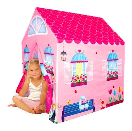 8726 carpa nenas casa de niñas 95x72x102cm babymovil