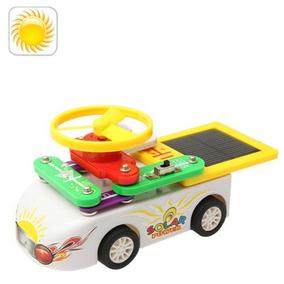 Juguete Solar Para Ensamble Tipo 88 Kit Accionado Vehiculo TK31lcFJ
