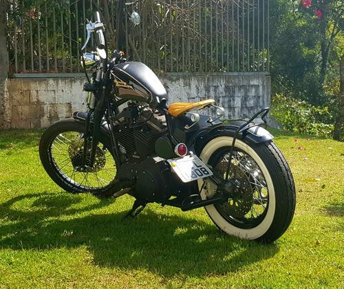 883 - customizada - rabo duro