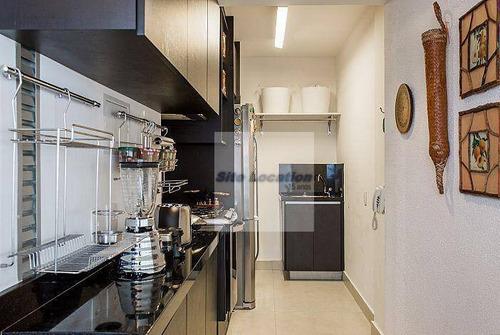 88509 * lindo e confortável com 83m² no brooklin! - ap2854