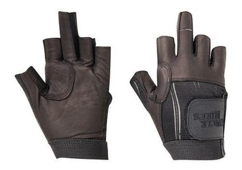 89997 guantes para tiro uncle mike´s talla m