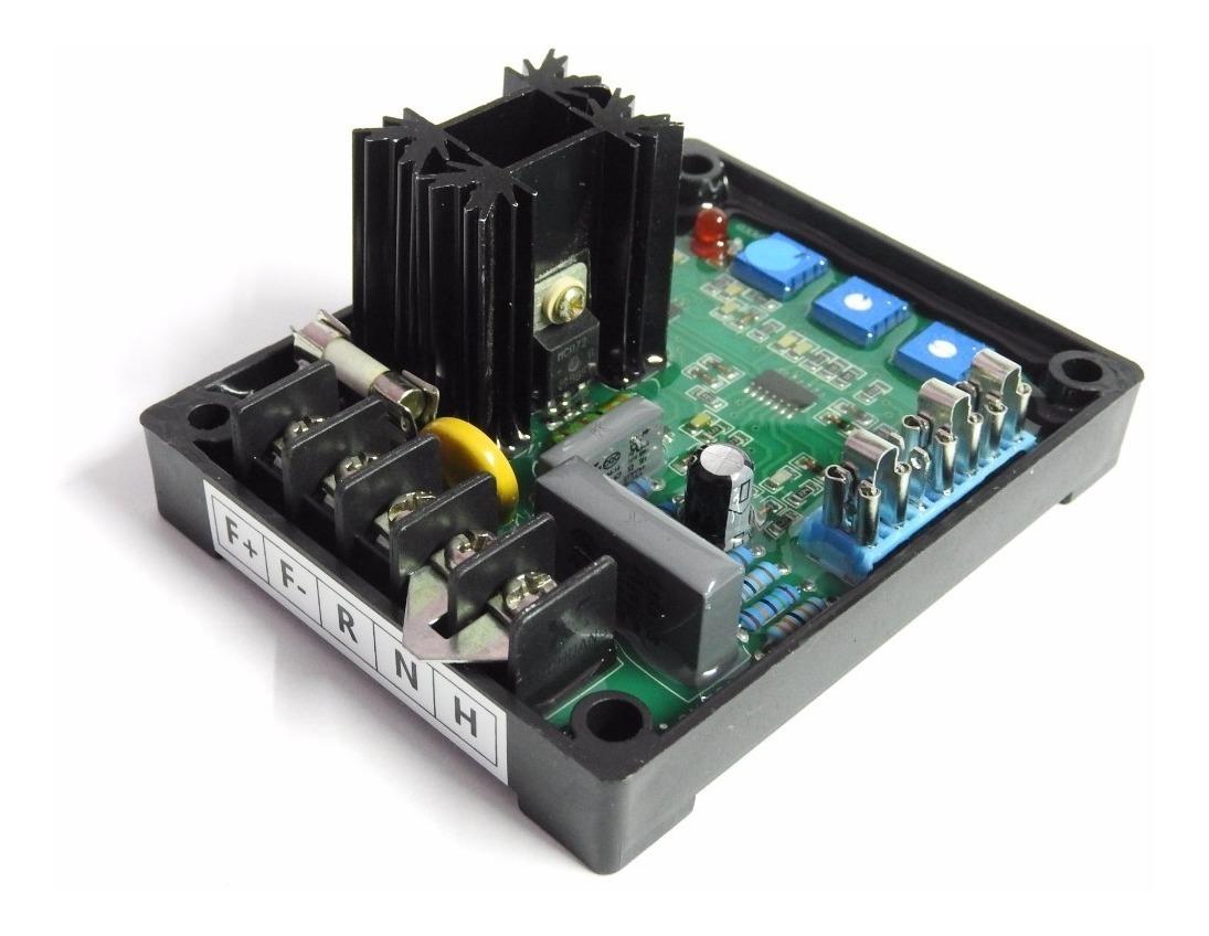Generador regulador de regulador de luz regulador de máquinas regulador de voltaje