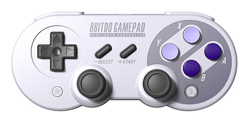 8bitdo sn30 pro joystick inalámbrico para gamepad de bt para