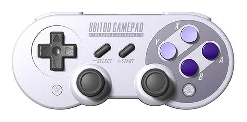 8bitdo sn30 pro sin hilos bt gamepad joystick para conmutado