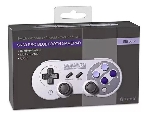 8bitdo snes30 pro controller original switch/android