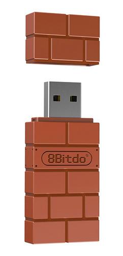 8bitdo wireless bt adapter para nintendo switch windows mac