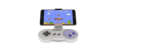 8bitdo xstander expandable clip for snes30/sfc30 android