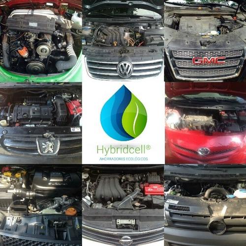 8cil hidrogeno para auto hasta 50% ahorrando combustible