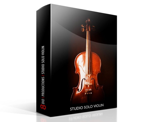 8dio solo violin designer 1.0 8dioproductions