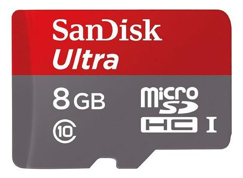 8gb 8 gb cartão memória ultra sdhc uhs-i pronto envio l@