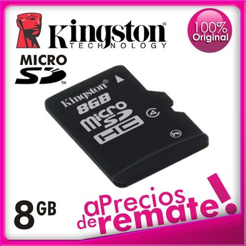 8gb memoria micro